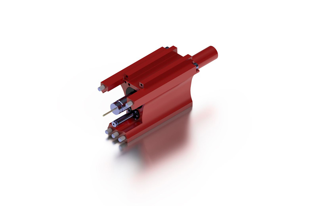 axial shift cylinder